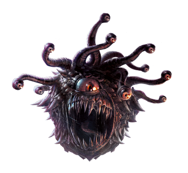 Sword Coast Legends - Monster Journals - Beholder & Troll ...