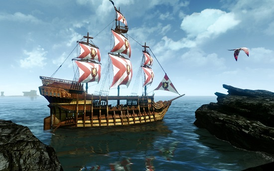 Image result for ark gALLEON PICS
