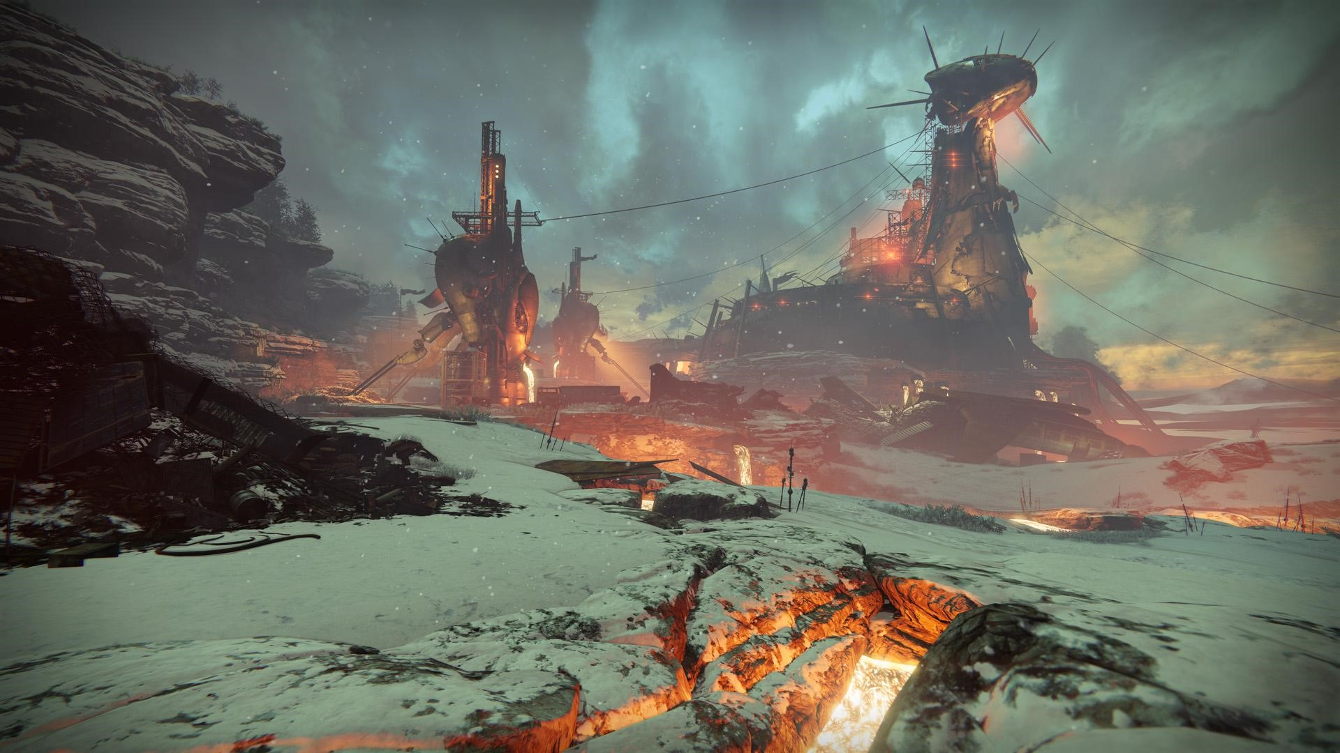Destiny: Rise of Iron PvP - fun and a little frustrating.