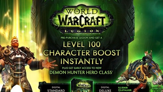World of Warcraft is first and foremost a social game.