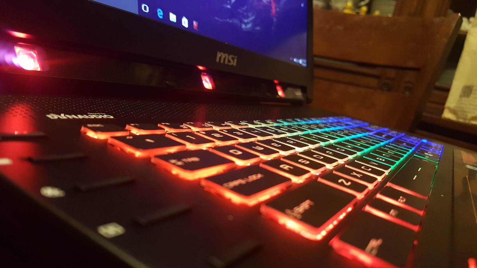 MSI GT72VR 6RE Dominator Pro Tobii Review
