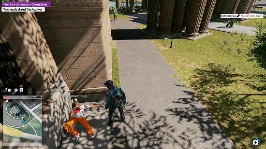 Watch Dogs  Seamless Pvp Down
