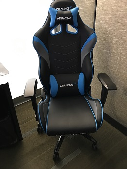 Ak Overture Racing And Gaming Chair Review Office ZXuOTkPi