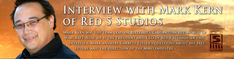 Interview with Mark Kern of Red 5 Studios
