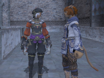 FFXi Screenshot
