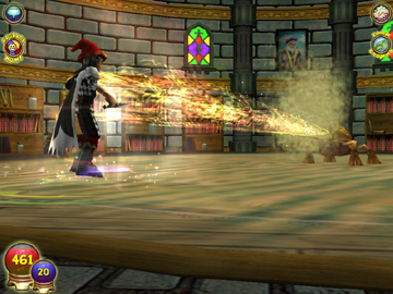 Wizard101 A Quick Look At Wizard 101 Mmorpg Com