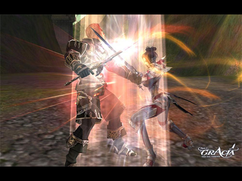 Lineage 2 screen