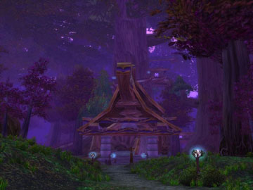 world of warcraft druid guide level 1 10 part one