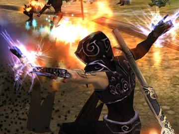 MMORPG Screenshot