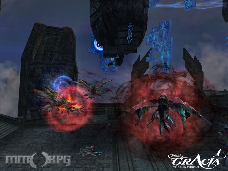 Gracia Final Screenshot