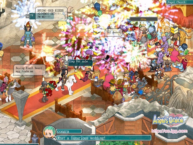 With marriage games mmorpg Nostale