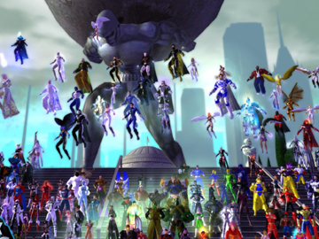 City of Heroes