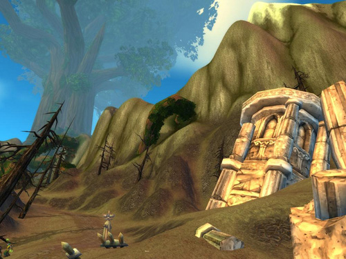 World Of Warcraft Questioning Cataclysm A Look At Mount Hyjal