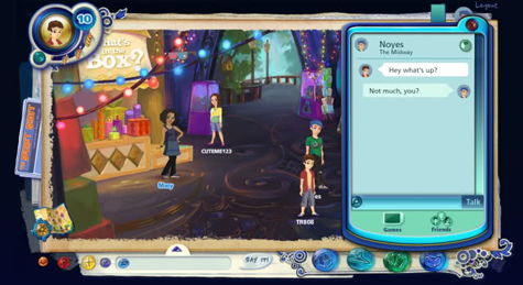 Virtual games for girls ages 8 to 9