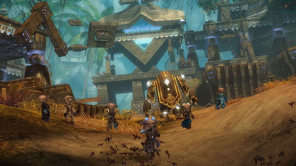 MMORPG] Guild Wars 2: PAX 2011 - Hands On with the Asura Guardian