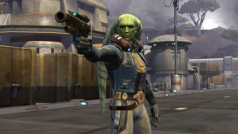 Star Wars: The Old Republic: The Smuggler Impressions