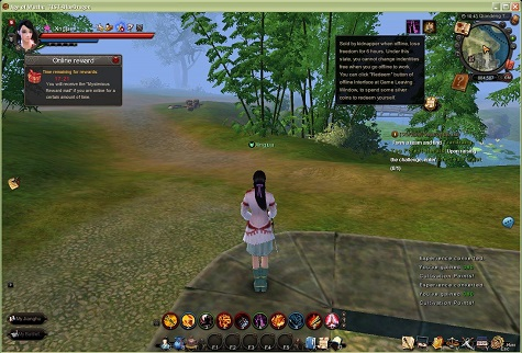 mmo like tales of pirates