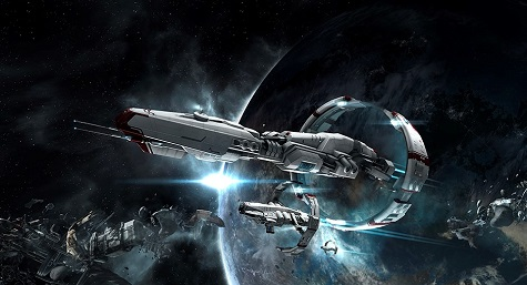 eve online ghost ship