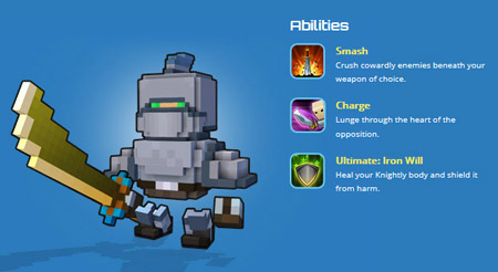 Image Result For Best Knight Build Trove