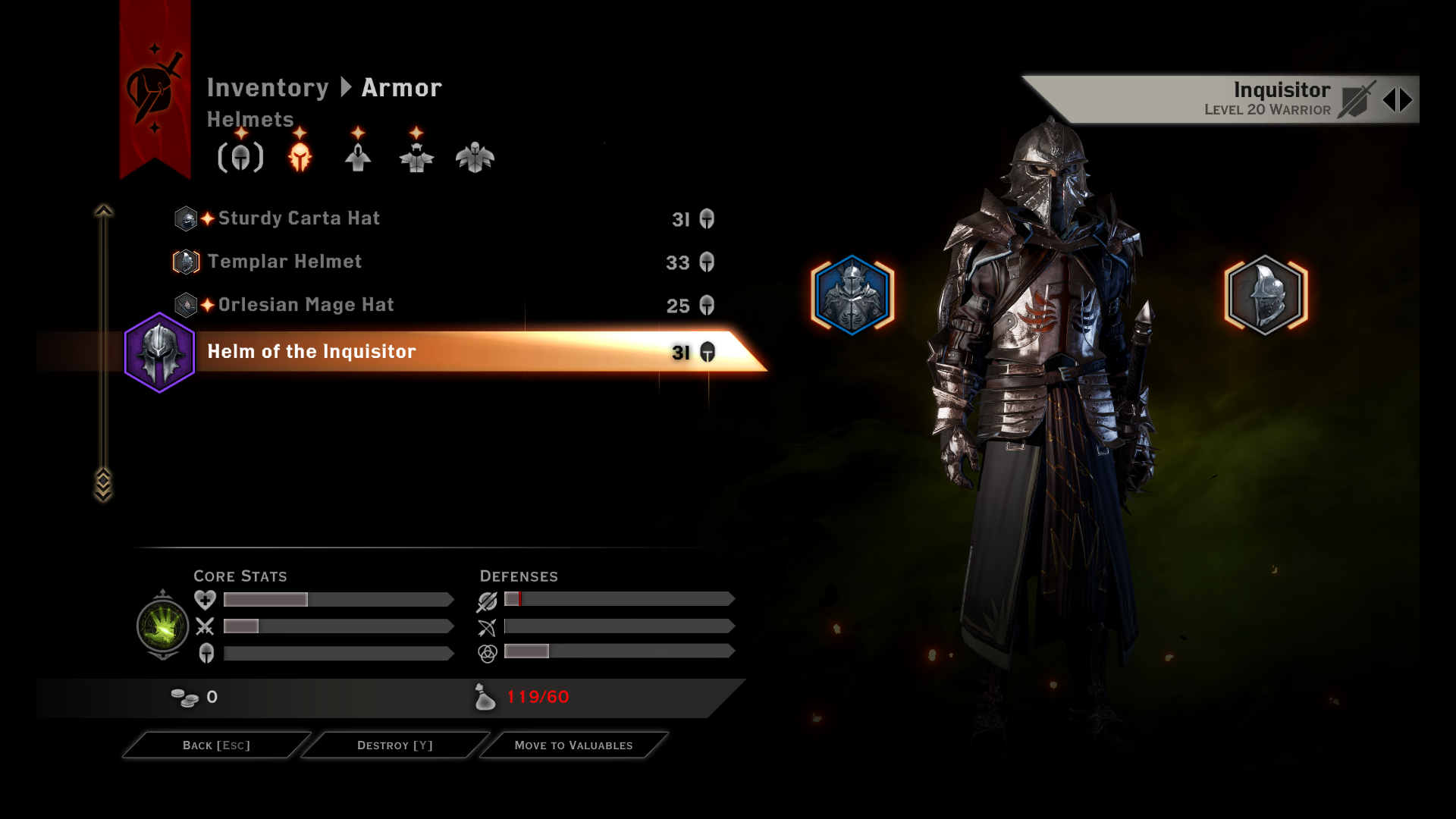 how to change gender in dragon age inquisition