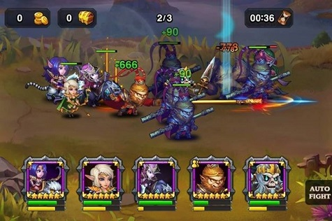 Why Heroes Charge is Nobody's Hero - A Casual, Cornered
