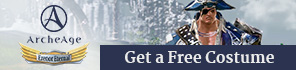 Get Your Gift Key For ArcheAge!
