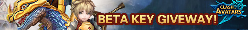 Get Your Free Gift Key For Clash of Avatars!