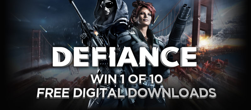 Defiance Game Sweepstakes