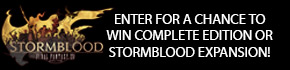 Enter For a Chance To Win FFXIV Stormblood!
