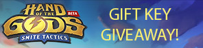 Get Your Gift Key For Hand of the Gods: SMITE Tactics!