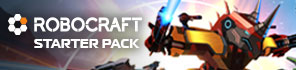 Get Your Starter Pack For Robocraft!