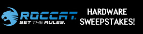 Enter For a Chance To Win Tons of ROCCAT Gaming Hardware!