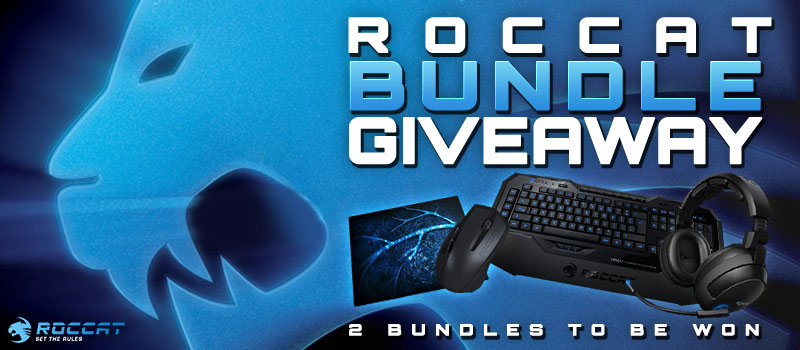 ROCCAT Holiday Sweepstakes!
