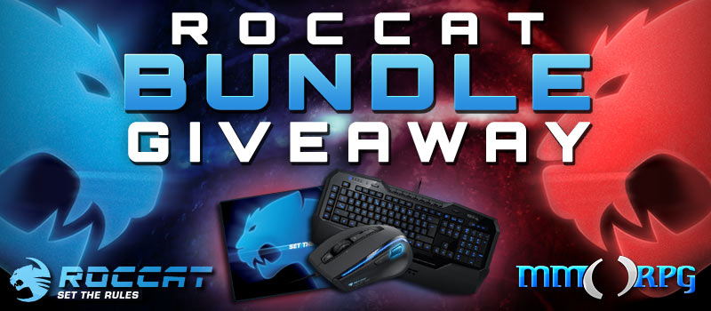 ROCCAT Hardware Sweepstakes