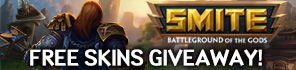 Get Your Gift Key For SMITE!