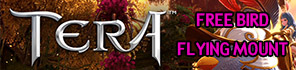 Get Your Free Gift Key For TERA!