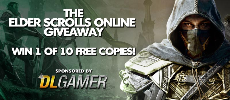 Elder Scrolls Online Game Sweepstakes