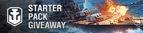 Get Your Free Starter Pack For World of Warships!