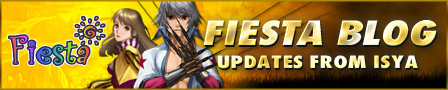 Outspark: Fiesta Online Blog - Updates from Isya