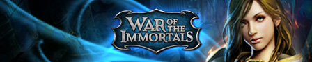 War of the Immortals Developer Blog