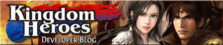 Kingdom Heroes Developer Blog