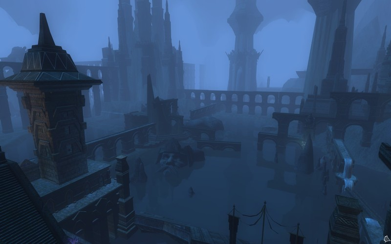 waterworks moria mmorpgcom lord of the rings online