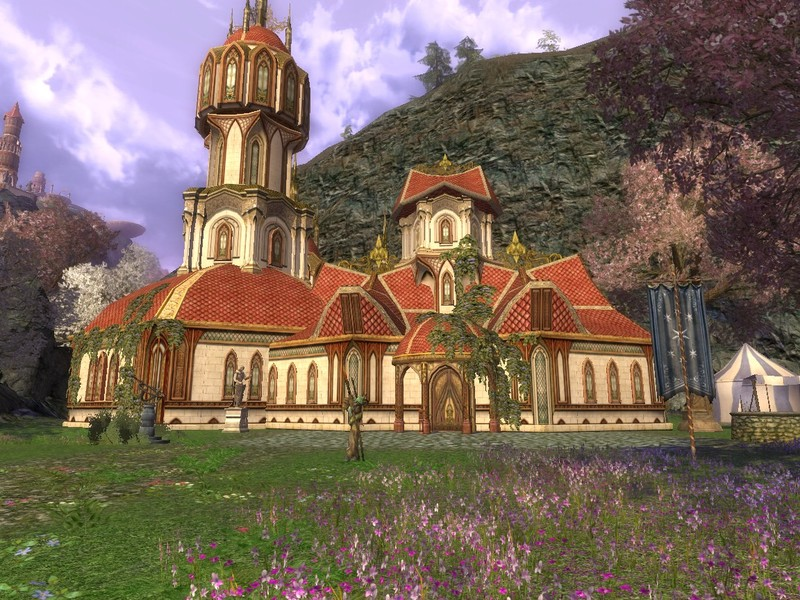 Lord Of The Rings Online Elf Housing