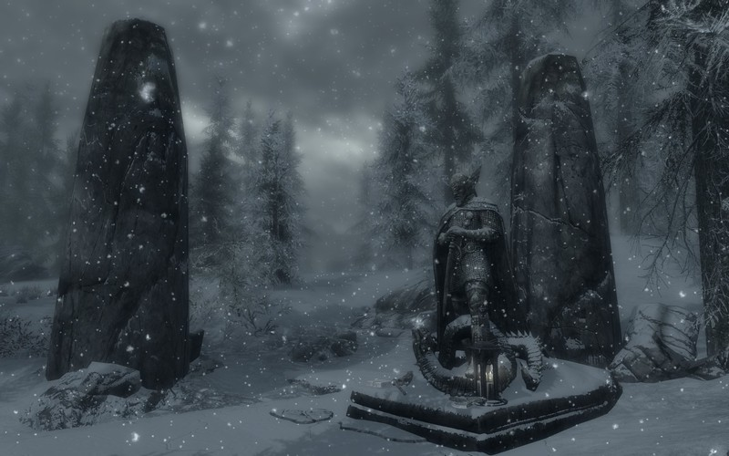 This is not your ma and pa's RPG - this is SKYRIM