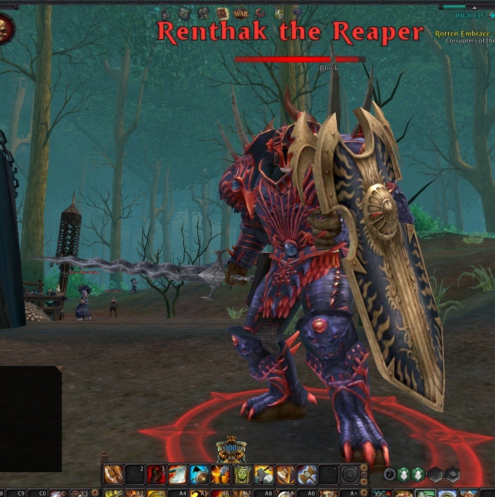 We Are Right Warhammer Online Order Guild on Magnus server.  Our site MMORPGSLAVE.COM