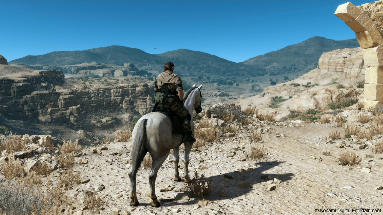 Metal Gear Solid 5 Open World