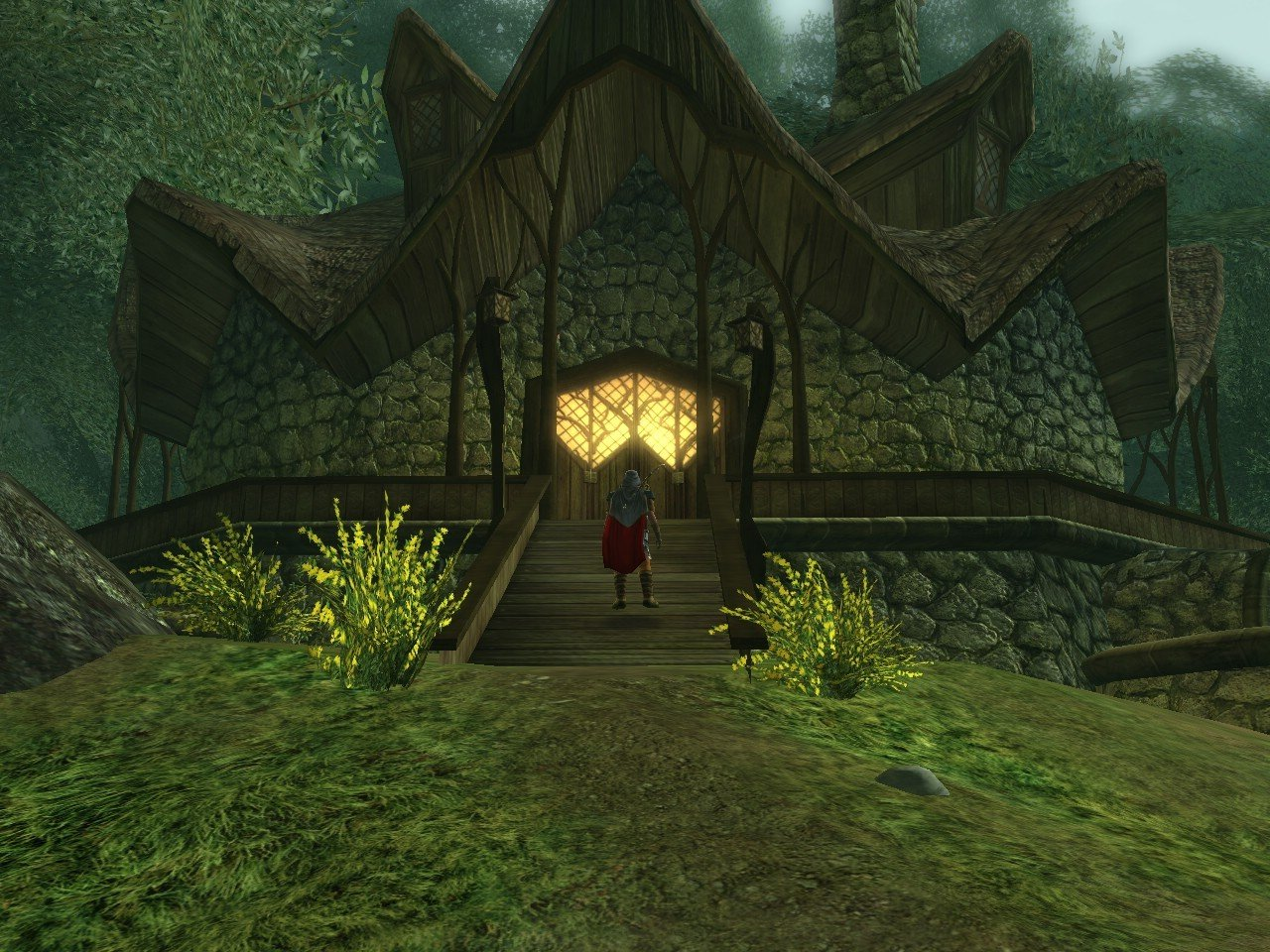 Lord of the Rings Online - Tom Bombadil's House
