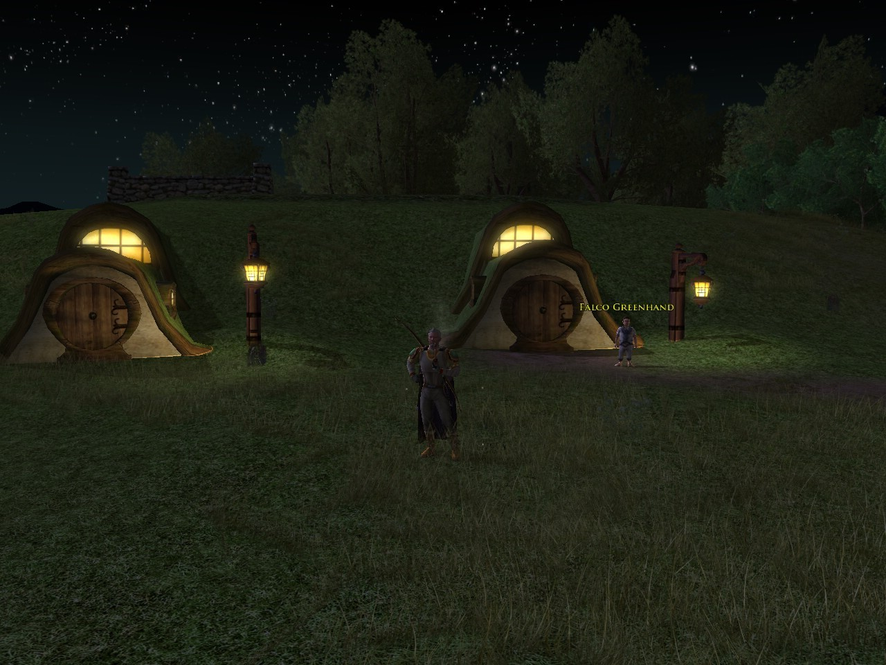Lord of the Rings Online - Hobbits have the best Weed