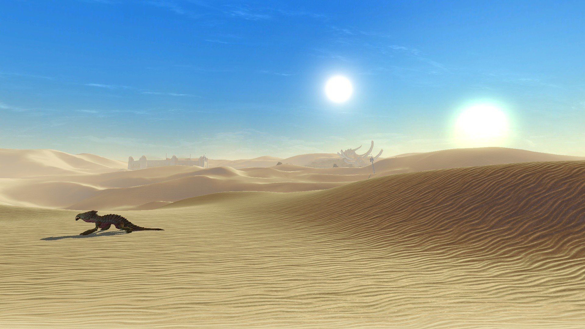 Star Wars: The Old Republic - SWTOR - Tatooine