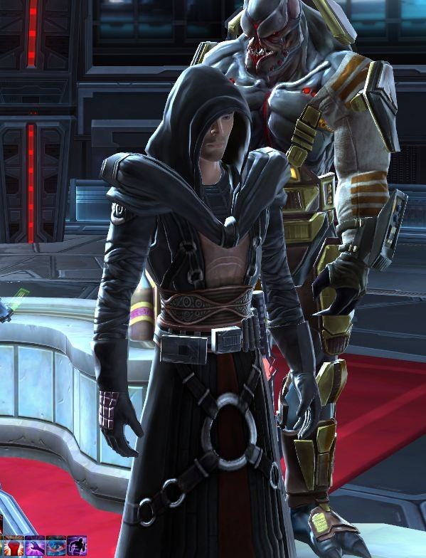 Revan robe 1